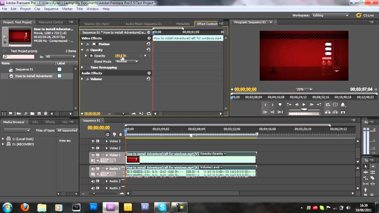 adobe premiere pro cs5 plugins for mac