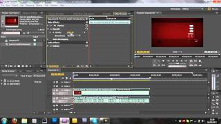 How To Fade In and Out In Adobe Premiere Pro CS5