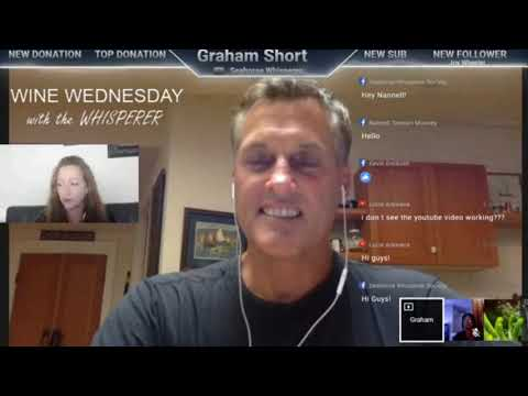 Wine Wednesday With The Whisperer - Graham Short Interview