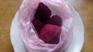 Как быстро сварить свеклу за 10 минут! How to quickly cook the beets for 10 minutes!