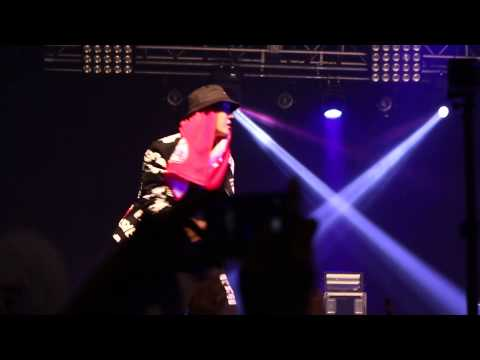 150920 All Force One 2015/ BTS Cypher Pt2: Triptych