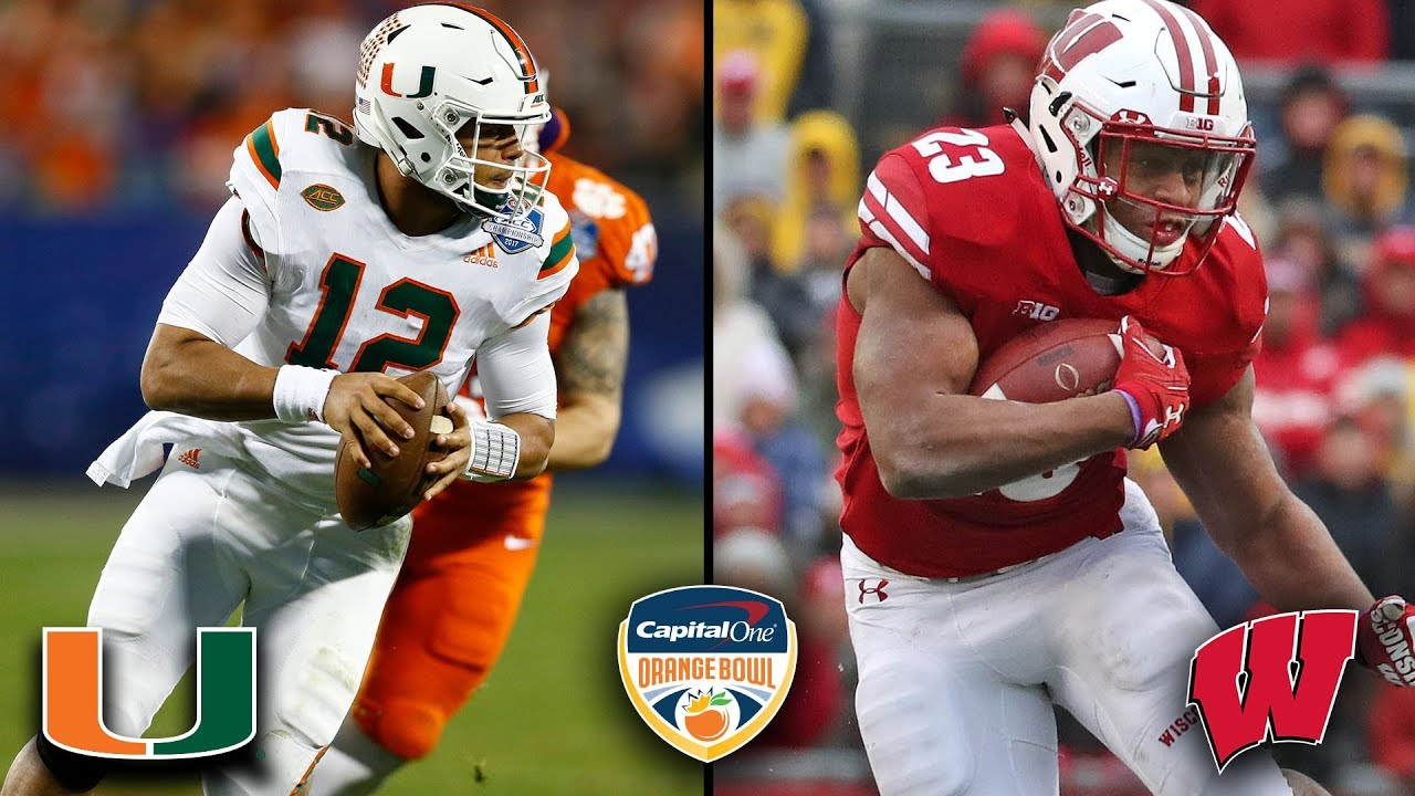 Image result for Miami vs Wisconsin pic