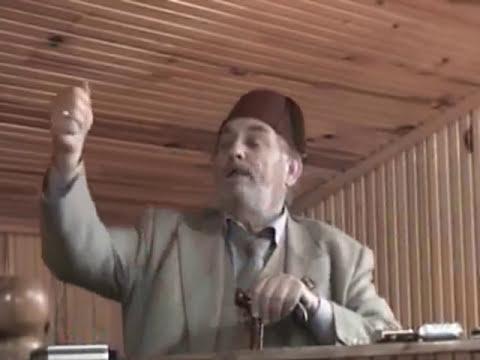 Ders 8, Yahudi Meselesi 1, Üstad Kadir Mısıroğlu, 19.03.2005
