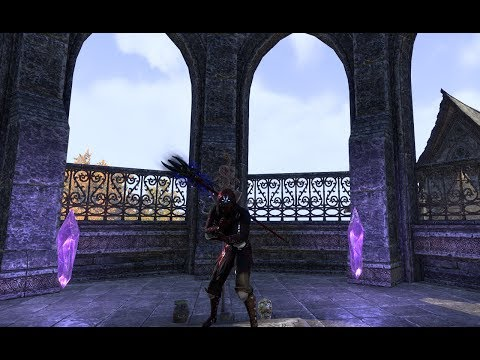 The Elder Scrolls Online; In Depth Magicka Nightblade DPS (Morrowind Patch)
