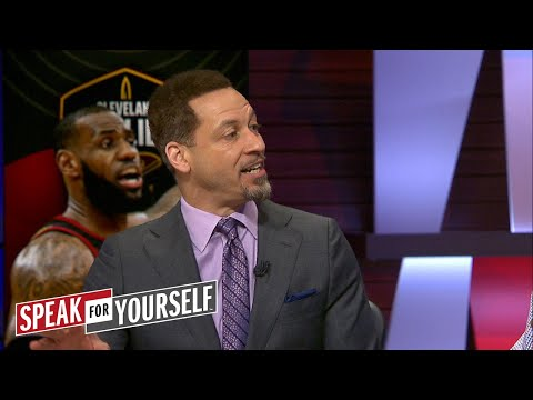 Chris Broussard on LeBron's Game 2 against the Pacers in the 2018 Playoffs | SPEAK FOR YOURSELF