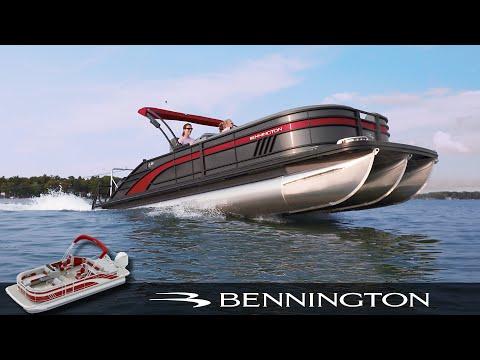 2021 Bennington ALL-NEW
