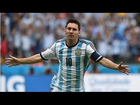 Lionel Messi | World Cup Memories | Best...