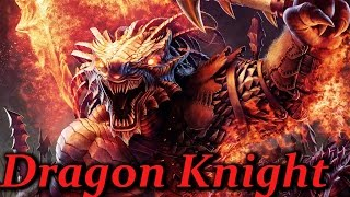 Dragon Knight online. Начало!