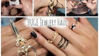 HUGE Cheap Jewelry Haul !! Yesfor.com