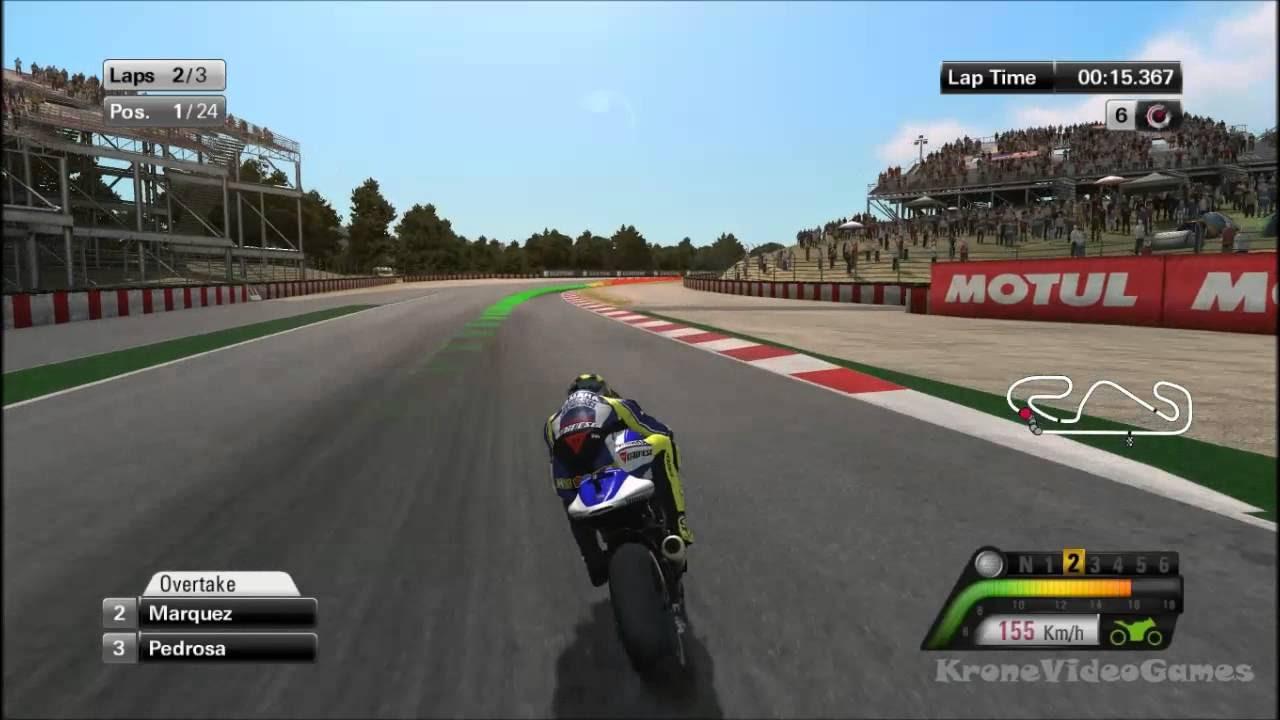 MotoGP 13 Gameplay (PC HD)