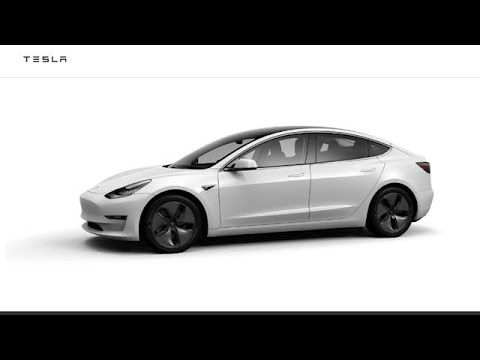 Elon Musk Launches $35,000 Tesla Model 3