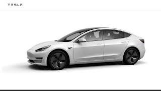 Elon Musk Launches $35,000 Tesla Model 3