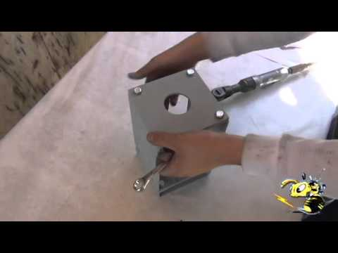 TILTING WIND TURBINE ASSEMBLY INSTRUCTIONS By Thermodyne