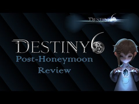 Destiny6 - How Does It Stack Up After a Couple Weeks?  (Post-Honeymoon Review)