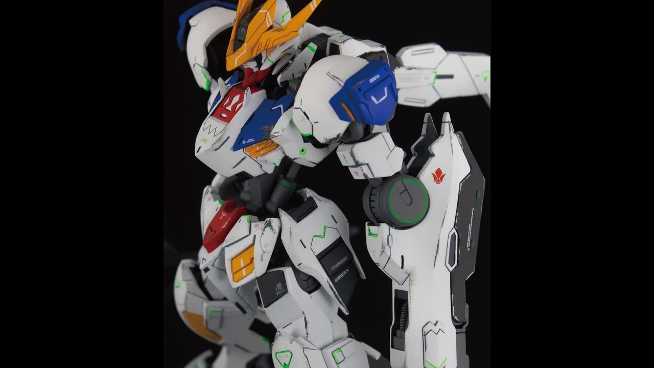 Hg Gundam Barbatos Lupus Rex Detailed Youtube Gundam barbatos lupus rex appears for the first time in the sd line and includes both sd and cs frames. hg gundam barbatos lupus rex detailed
