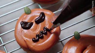 노오븐 노쿠킹 할로윈 쿠키 만들기 : 할로윈 호박 쿠키…