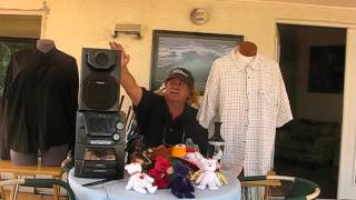 What to sell on ebay-golf clubs,beanie babies,audio books-mark Mulligan