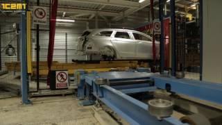 Auto Skid Loading Station & Floor Conveyors