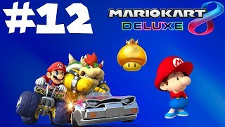 Waar ben ik mee bezig! - Mario Kart 8 Deluxe Online Nederlands #12