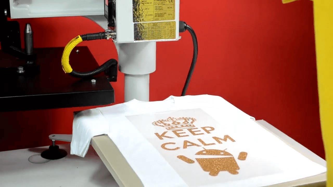 T Shirt Printing At Home DIY