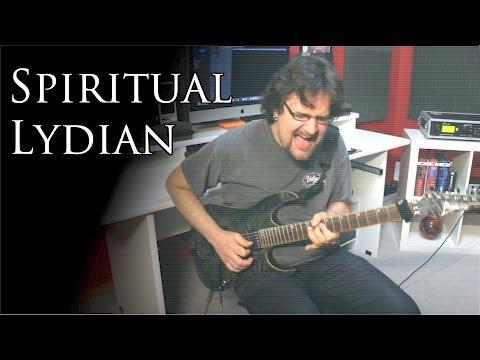 Spiritual Lydian Guitar Solo