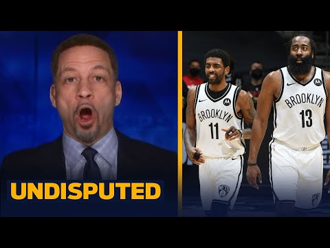 Nets are new 'King of the League' after defeating Lakers & Clippers — Broussard | NBA | UNDISPUTED