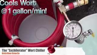 "Counterflow Wort Chiller | The ""Exchilerator"" 