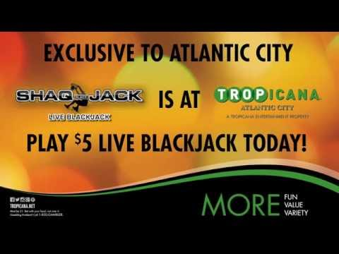 TropCast Ep. 1 -  Anthony Gargano Plays Shaq Jack!