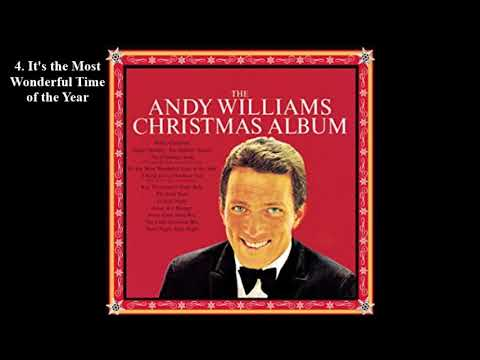 Andy Williams Christmas.Andy Williams The Andy Williams Christmas Album 1963 Full Album
