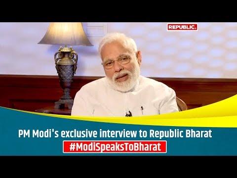 PM Modi's exclusive