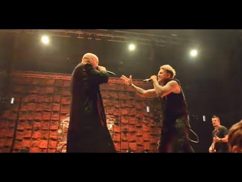 2020 'iHeartRadio Music Awards' nominees Disturbed/Godsmack/5FDP