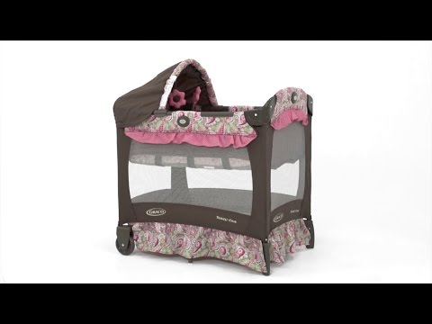graco travel lite playard with stages review pack n play youtube. Black Bedroom Furniture Sets. Home Design Ideas