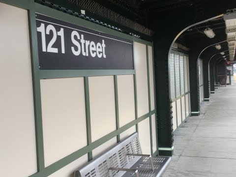 Reopening of the Renovated 121 Street Station