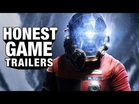 PREY (Honest Game Trailers)