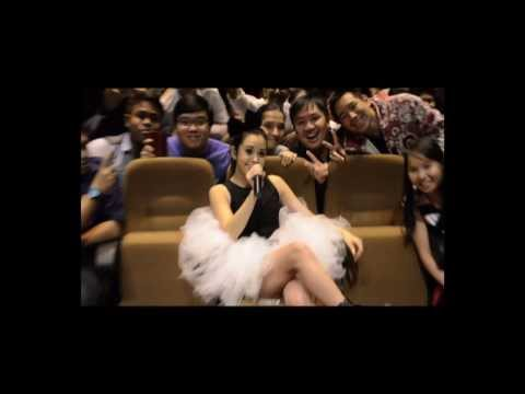 [HIGHLIGHTS] MEGAN NICOLE LIVE IN SINGAPORE