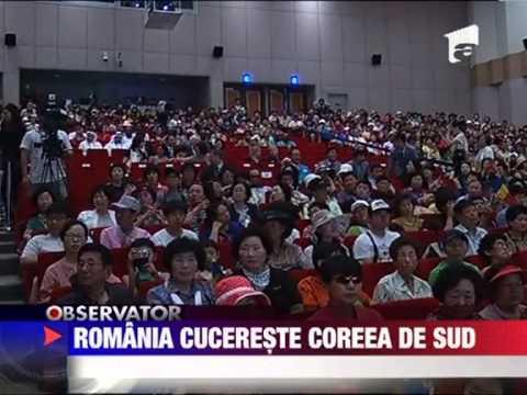 Romania Yeosu Expo 2012-Antena 1