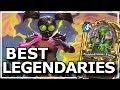 Hearthstone - Best of Boomsday Legendaries