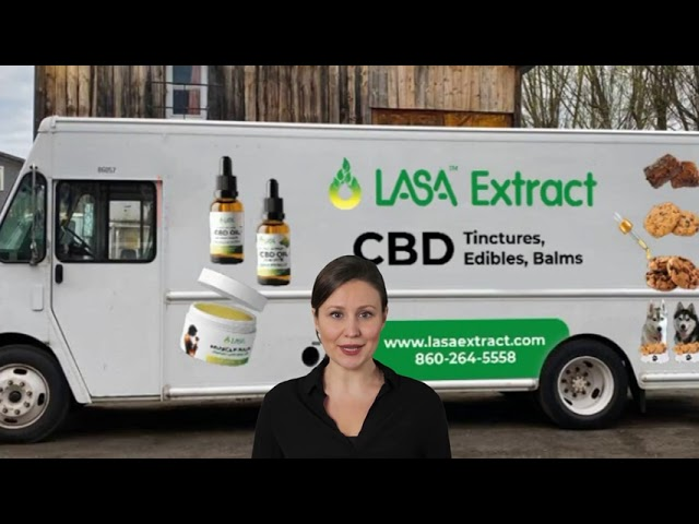 Lasa Extract CBD Store in West Suffield, CT