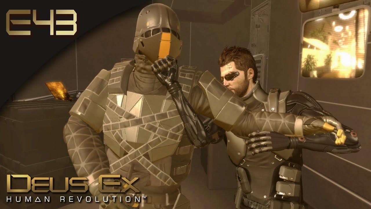deus ex  human revolution  blind  - e43