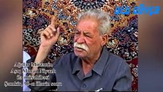 Aşıq Murad Niyazlı ilə söhbət