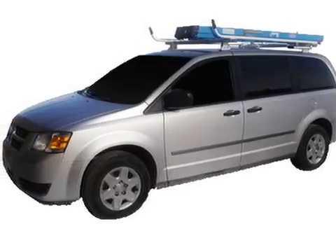 Aluminum Van Minivan Transit Connect Suv Ladder Racks