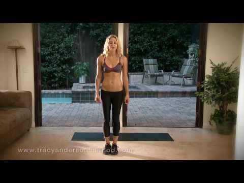 Tracy Anderson Method Dance Cardio: Grapevine and Skip