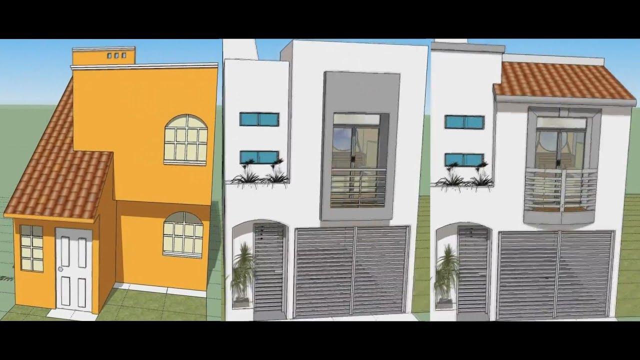 Como ampliar una casa de x 15 youtube for Planos de casas economicas