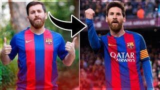 אנשים שנראים כמו שחקני כדורגל מפורסמים! (מטורף!!!)