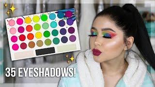 One Palette Challenge 🌈 Daisy Marquez