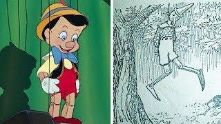 Die wahren Geschichten hinter bekannten Disney Filmen!