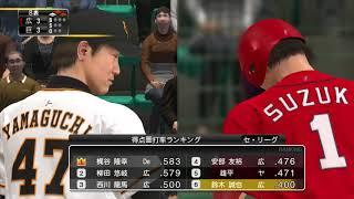 ペナントレース4回戦 【先発】巨人 澤村 vs 広島 野村 【球場】市民球場.
