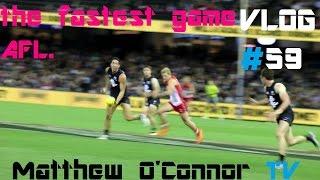 The Fastest Game! AFL | VLOG #59