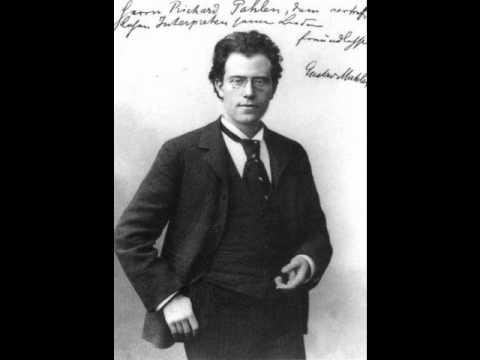 Gustav Mahler - Piano Quartet in A Minor (part 1 of 2)