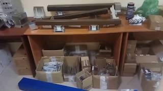 видео Промышленный озонатор (озоновая пушка) ОЗ-А50 (OZ-A50)